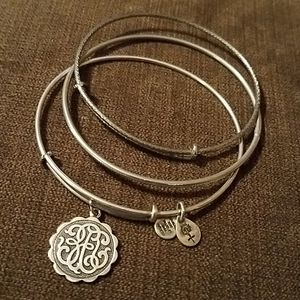 Alex and Ani Path of Life Bracelets